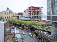 Photo of the Week: High Line Headquarters | The High Line Blog