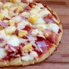 Be Gluten Free - Brighton: Cauliflower Pizza Base