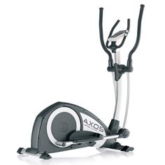 $699.00 The KETTLER AXOS CROSS P Elliptical Trainer provides smooth and fluid perfomance due to its heavy 30 pound flywheel drive system combined with ball bearings being used at every pivot point. The advanced computer including preset as well as heart rate control programming will keep workouts exciting and effective. The compact sized footprint takes up less space without sacrificing on proper ergonomics or solid feel...
