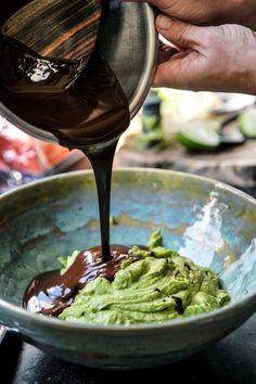 Avocado-chocoladetaart | Pascale Naessens