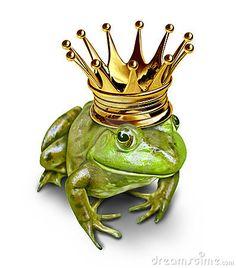 Príncipe da râ com coroa do ouro