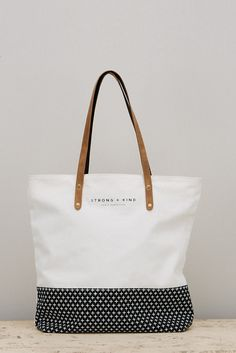 Strong   Kind Tote