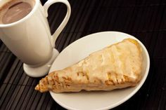Pumpkin Scones - Tee's Tasty Treats