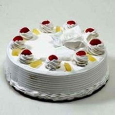 Pineapple Cake Birthday Delivery Shop Online Order Cakes