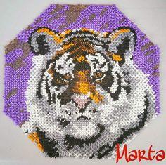 Napperon tigre