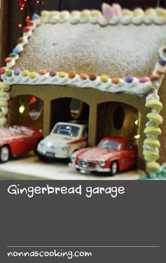 Pinterest  The Worlds Catalog Of Ideas - Gingerbread house garage