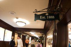 Hotel Del Coronado Gift Shop by benz76cal, via Flickr Hotel Del Coronado, Cali, San Diego, Coastal, Hotels, Ceiling Lights, Spaces, Halloween, Store
