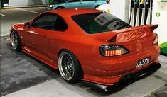 Red S15 Silvia