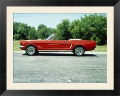 Ford Mustang Convertible '65