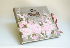 Reserved for Christie.... Wedding Photo Album by Indrasideas, $195.00