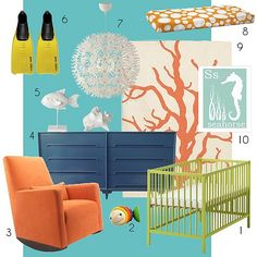 PLAY ROOM COLORS.