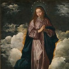 Diego Velázquez | The Immaculate Conception | NG6424 | National Gallery, London