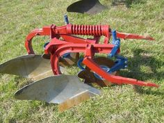 8 bottom plow and kansas