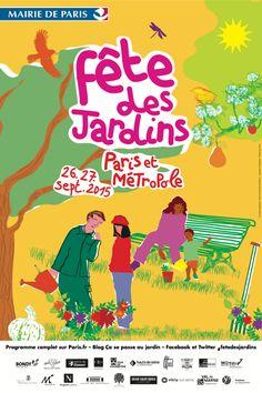 Fête des Jardins 2015 - must check out gardens worth a visit!