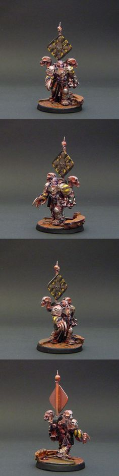Iron Warriors Forge Master