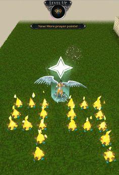 Runescape roadtrip getting 99 prayer :D #RuneScape #RuneScapeRoadTrip
