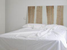 Cabecero de cama Vidrio-Chapa