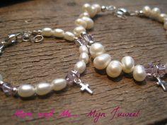 Mom & Me  Love ♡ Mama armbanden van Mijn Juweel!