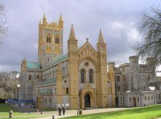 Buckfast Abbey, via Flickr.