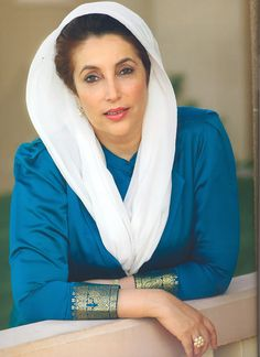 Benazir Bhutto- was killed for being a heretic.