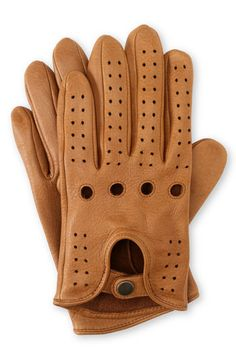 John W. Nordstrom® Deerskin Driving Gloves