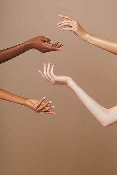 Your softer side can still be strong. Introducing our NEW #CNDNudes, available in long-wearing #CNDVINYLUX and unstoppable #CNDSHELLAC. #loveyourskin #beauty #loveyourskinquotes #loveyourskinphotography #skincare #glowingskin Cream Aesthetic, Gold Aesthetic, Aesthetic Photo, Aesthetic Pictures, Aesthetic Coffee, Aesthetic Style, Nature Aesthetic, Aesthetic Outfit, Aesthetic Backgrounds