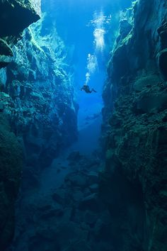 The longest mountain range in the world is underwater. | 11 Crazy Facts That Prove How Weird The Ocean Is