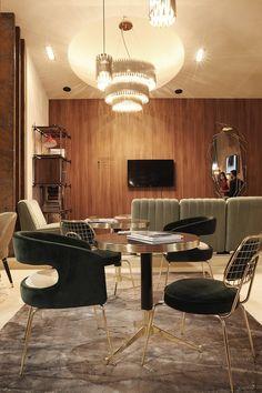 Samt Sessel   Luxus Möbel   Wohndesign   iSalone 2017   www.brabbu.com