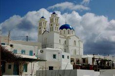 Apollonia ,Sifnos Greece. Notre Dame, Taj Mahal, Building, Travel, Beautiful, West Coast, Archipelago, Viajes, Buildings