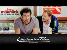 Irre sind männlich - der neue Film mit Fahri Yardim! Ab 24. April in allen Kinos! Mit #Audiodeskription über GRETA - voller Kinospaß ist garantiert! Hört euch jetzt schon den Trailer an... Ich wünsche euch ein schönes Weekend und liebe Grüße, eure GRETA