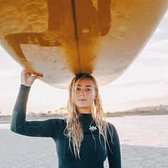 13 Photographers To Follow On Instagram Immediately #refinery29  http://www.refinery29.com/best-new-la-photographers#slide-3  From the lighting to the composition, this photo is flawless — plus, extra points for the reflection on the surfboard.