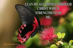 I Can do all things though Christ
