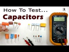Best easy way how to accurately test diodes capacitors bridge how to test capacitors with and without using multimeter keyboard keysfo Gallery