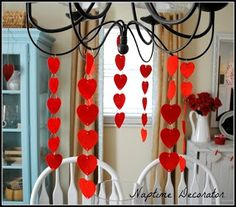 461 Best Valentines Day Decor Images On Pinterest Valentines Day