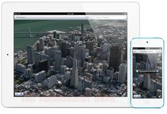 Grading iOS 6 Maps : Pass Or Fail? - The Technology Zone