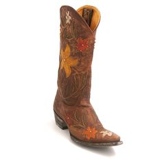 Old Gringo Ginger Boot at The Maverick Western Wear