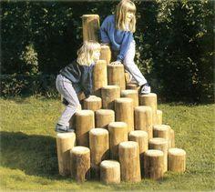 climber for playground ART. 011222 LEGNOLANDIA
