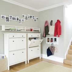 Clutter-free hallway | Traditional hallway ideas | Hallway | PHOTO GALLERY | Ideal Home | Housetohome.co.uk