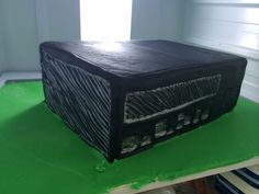 Xbox fondant cake