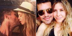 Amor 2.0: el ida y vuelta de Marcelo Tinelli y Guillermina Valdes con fotos románticas