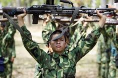 Child Soldiers Research Paper