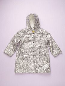 Fleece Lined Raincoat by Pluie Pluie Rainwear - Found at #GiltLive via @Gilt Groupe