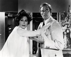 Image detail for -Picture of Charlton Heston as Stewart Graff, Ava Gardner as Remy ...