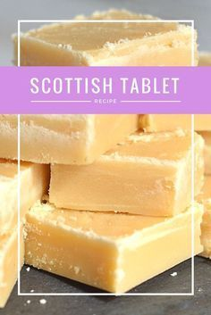 Fudge Recipes, Baking Recipes, Dessert Recipes, Easy Candy Recipes, Tray Bake Recipes, Shortbread Recipes, Kitchen Recipes, Scottish Tablet Recipes, Hp Sauce
