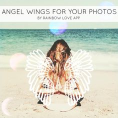 Add angel wings and halos to your photos with Rainbow Love App, Featuring Free Greeting Cards, Birthday Cards, Rainbow art, Rumi Quotes, Buddha Quotes, Pineapple Art, Moon Filters, Mermaids, Rainbow Stickers, and Colorful Chakras Art, Rainbow Love App is one of the best photo editing apps for anyone that loves greeting cards, rainbows, yogis, spirit junkies and happy positive people! Visit our site to get our design tips for making the best quote cards, mantra cards, birthday cards, photo…