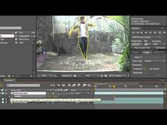 After Effects Tutorial | Bring 2D to life using Displacement Maps - YouTube