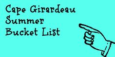 What's on your summer bucket list?