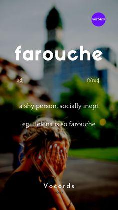 Interesting English Words, Beautiful Words In English, Unusual Words, Rare Words, Learn English Words, English Phrases, Weird Words, English Grammar, German Language