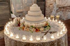 Let them eat #cake.  #NewOrleans #NOLA #wedding #weddingcake #weddingwednesday #HotelMazarin Wedding News, Hotel Wedding, Wedding Venues, Bar Catering, New Orleans Hotels, New Orleans Wedding, French Wedding, Luxury Decor, Beautiful Cakes