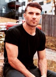 Sam Hunt as our muse for Levi Abrams.  Possibly getting his own book.